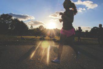 Rozpoczęcie treningów biegowych
