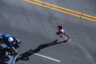 Maraton nie tylko dla olimpijczyków